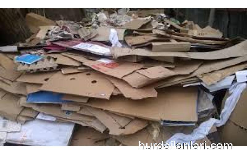 satılık kağıt atık karton 100 kg istanbul sarıyer reşitpaşa  50 tl