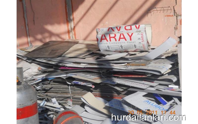 HURDA KOMPOZİT  ALİKOBANT ALIMI
